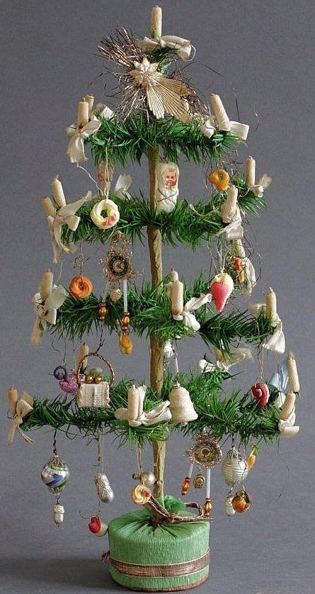 old german christmas lights 369 best miniature trees images on vintage antique