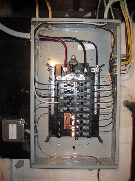 what your electric panel says about the wiring in