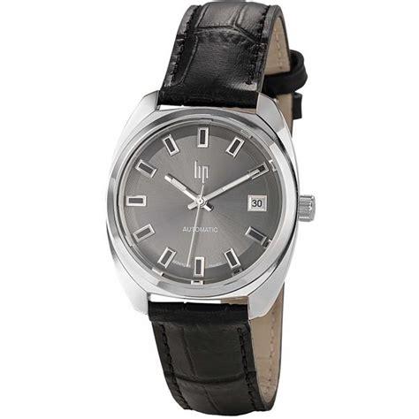 montre lip general de gaulle 671031 montre automatique homme sur bijourama montre