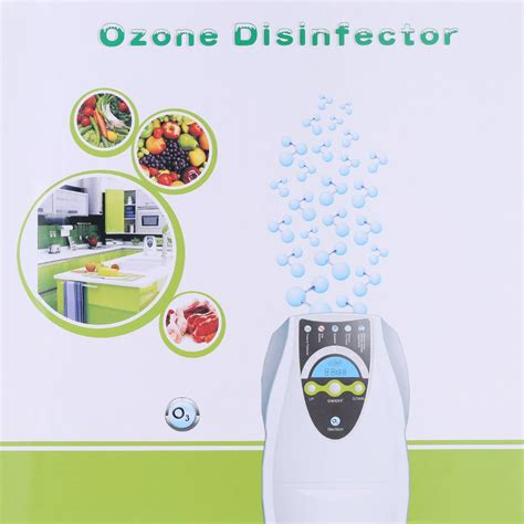 Detox Ozone by Household Disinfection Machine Ozone Disinfector 220 240v