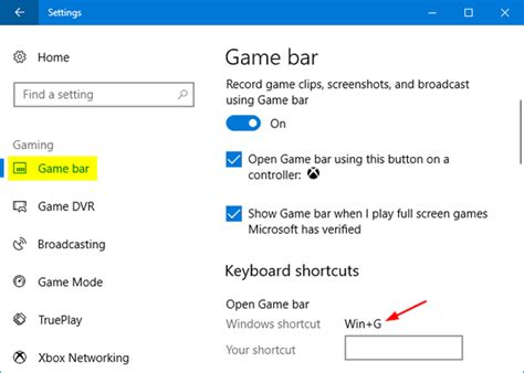 windows reset password shortcut how to turn on off game mode in windows 10 password