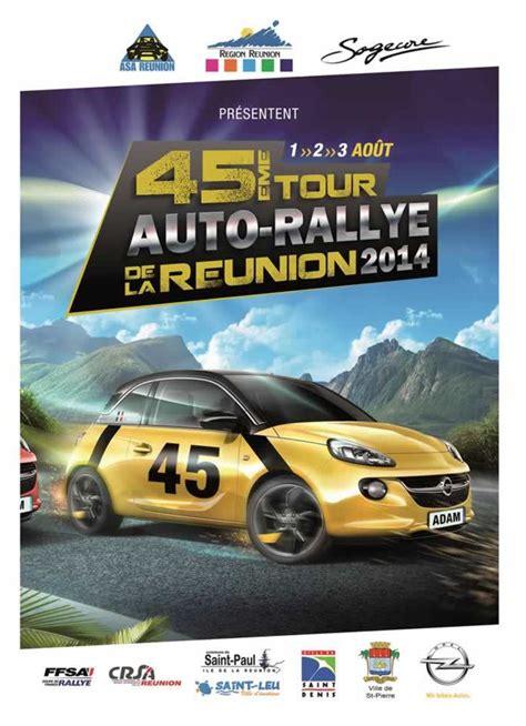 Rallye Tour Auto 974 by Classement Tour Auto R 233 Union 2014 974