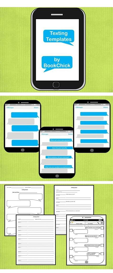 Best 25 Fake Text Message Ideas On Pinterest Classroom App Free Website Analysis And Website Text Message Template For Students