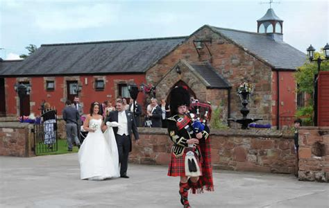 exclusive hire wedding venues uk exclusive use wedding venues the mill forge hotel near gretna green