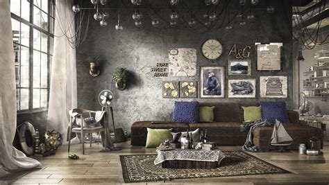 living room industrial home decor industrial style decor