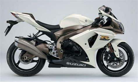 2010 Suzuki Gsxr 1000 Suzuki Gsx R 1000 25th Anniversary