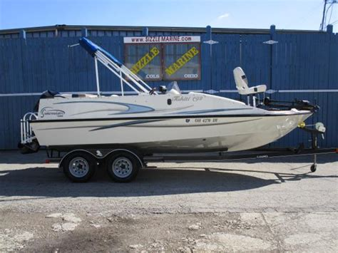 lowe deck boats for sale used suncruiser deck boat for sale