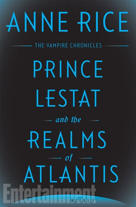 the solstice prince realms of volume 1 books rice announces prince lestat and the realms of