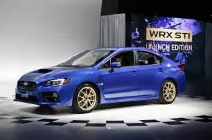 2015 Subaru Wrx Sti 2015 Subaru Wrx Sti Look Motor Trend