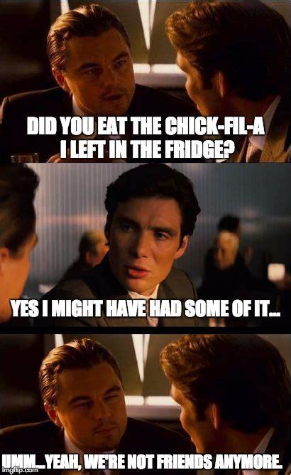 Cfa Meme - chick fil a imgflip