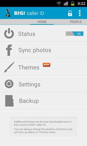 themes big caller id g 252 n 252 n android uygulaması big full screen caller id