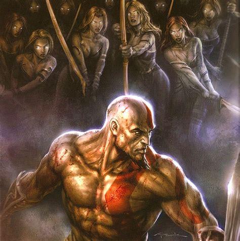 imagenes de kratos dios dela guerra del videojuego al c 243 mic god of war el dios de la guerra