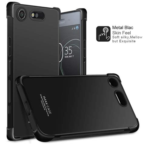 Sony Xperia X Compact By Imak Xperiax Compact husa sony xperia xz1 compact imak gel tpu metal black