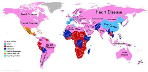 map shows  disease     kill