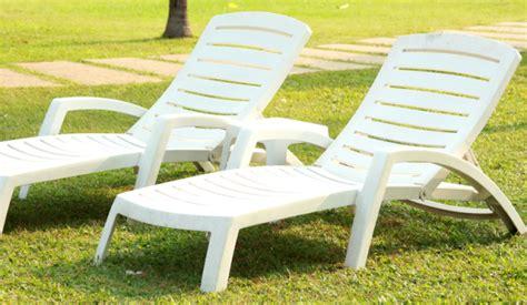 Renover Une Table De Jardin En Plastique