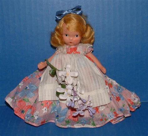 bisque storybook dolls bisque nancy storybook doll flower from