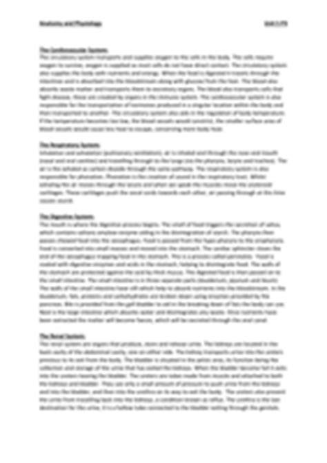 BTEC Health and Social Care Level 3 Unit 5 (P1 P2 P3 P4 M1