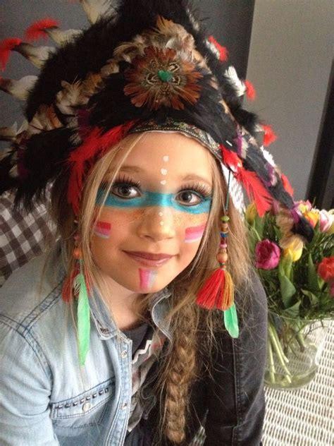 Karneval Schminken Indianer by Die 25 Besten Ideen Zu Indianer Schminken Auf