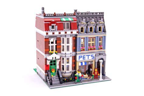 Diskon Lego 10218 Pet Shop pet shop lego set 10218 1 building sets gt city