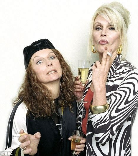 Absolutely Fabulous Fabsugar Want Need 52 by Absolutely Fabulous Back Joanna Lumley And