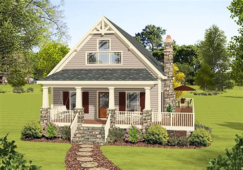 cottage plans designs master up cottage with private deck 20111ga architectural designs house plans