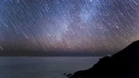 Meteor Shower Time by 2016 S Meteor Shower Begins Tonight