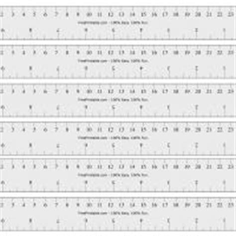 printable ruler with quarter inch marks printable ruler
