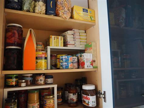 Speisekammer Sortieren by Donnerstag Ordnungstag Ordnung In Der Speisekammer