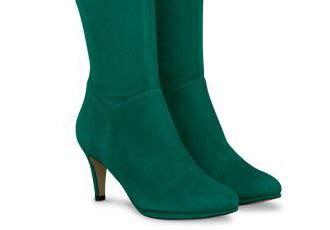 Duo Suede Color Rotelli Boots duo boots farrah green suede knee boots gt shoeperwoman
