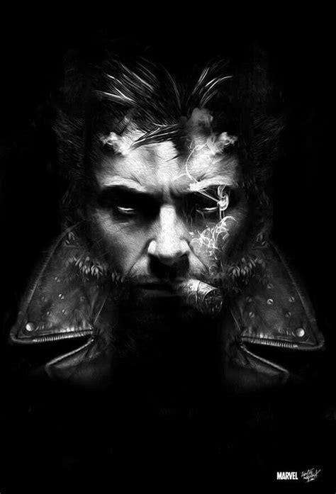 wolverine logan fantasmagorik l digital par nicolas obery iron