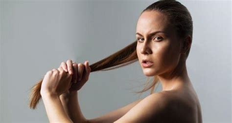 Plucking Your Hair by Is Your Hair Loss Caused By Trichotillomania The Hair