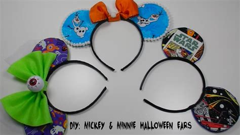 How To Make Mickey Mouse Ears With Construction Paper - diy mickey mouse ears costume