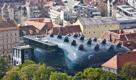 kunsthaus graz exhibition in berlin examines the bilbao effect uncube