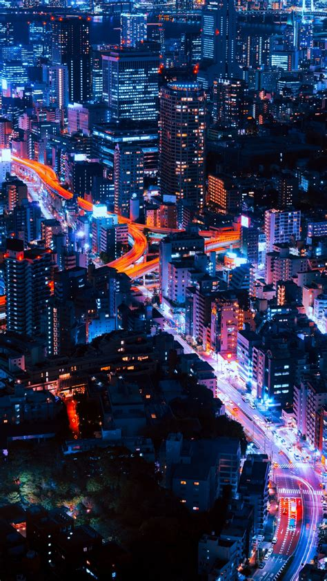 night city wallpaper  iphone