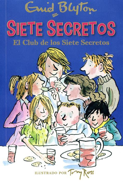 libro el club de los el club de las sebaduras rese 241 a libro el club de los siete secretos