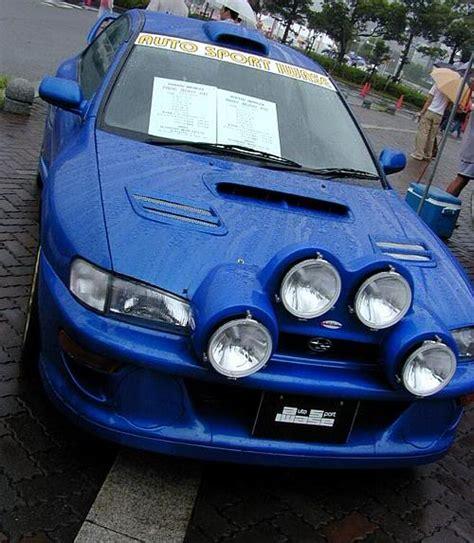 Headl Hella Rallye 2000 rally light pod from subaru 22b scoobynet subaru