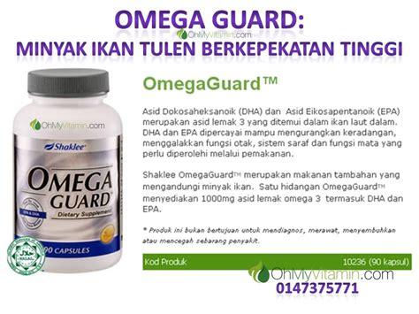 Minyak Ikan Malaysia manfaat asid lemak omega 3 untuk fungsi otak pengedar