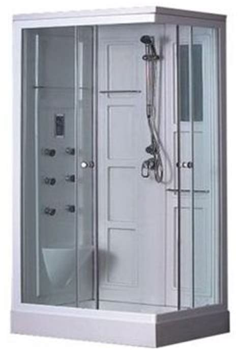 Fully Enclosed Shower Cabins 1000 images about rectangle steam hydro showers on