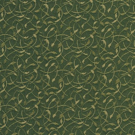 green damask upholstery fabric leaf dark green and light geen foliage damask upholstery