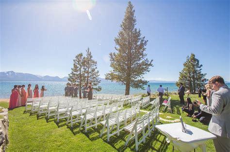 Wedding Venues Lake Tahoe by 30 Beautiful Tahoe Wedding Venues Navokal