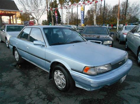 1990 toyota camry 1990 toyota camry le 4dr sedan cars and vehicles san