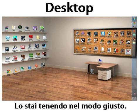 scrivania desktop il desktop perfetto