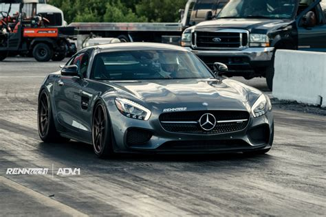 Forza 6 Schnellstes Drag Auto by America S Renntech Builds World S First 10 Second Mercedes
