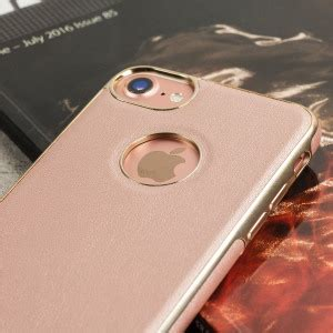 Casing Hp Iphone 7 Gold Supply Co Custom Hardcase Cover olixar flexileather iphone 7 gold reviews
