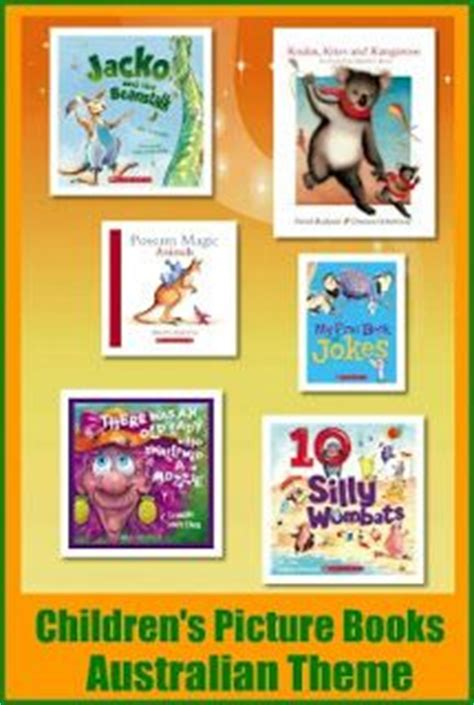 best australian picture books 17 best images about unit australia on