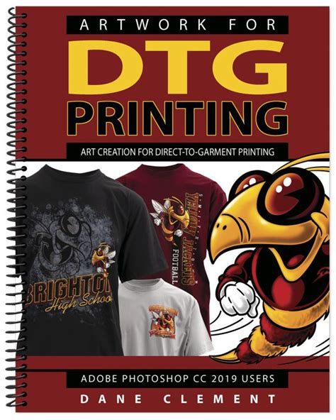 great dane graphics offers  artwork  dtg training book february