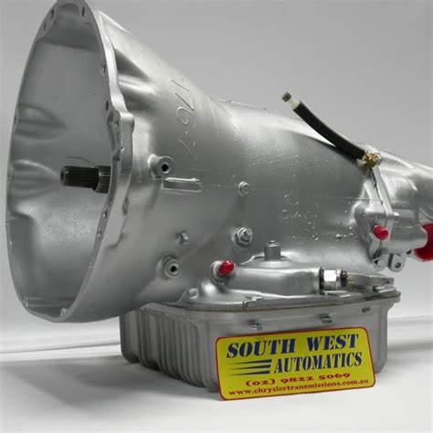 727 push button stock transmission chrysler