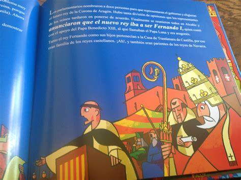 libro aragn historia de arag 243 n para ni 241 os