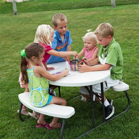 lifetime 280094 kid s picnic table lifetime childrens picnic table woodworking projects plans
