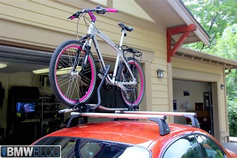 How To Install Rack How To Install A Bmw Bike Rack